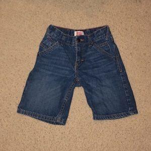 Kids Levi's shorts